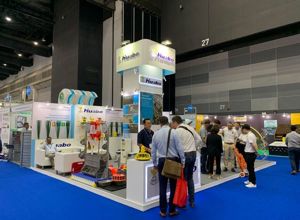 Huabo Poultry Equipment at VIV Aisa 2019