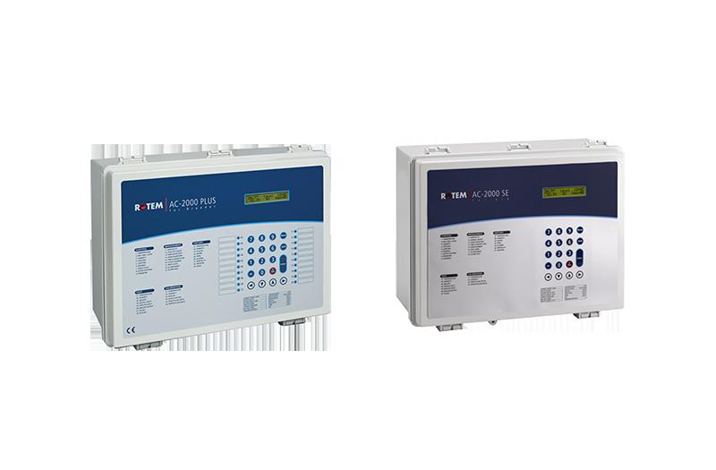 Environment controller AC-2000PLUS/SE